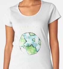 Respect your mother earth day Women's Premium T-Shirt