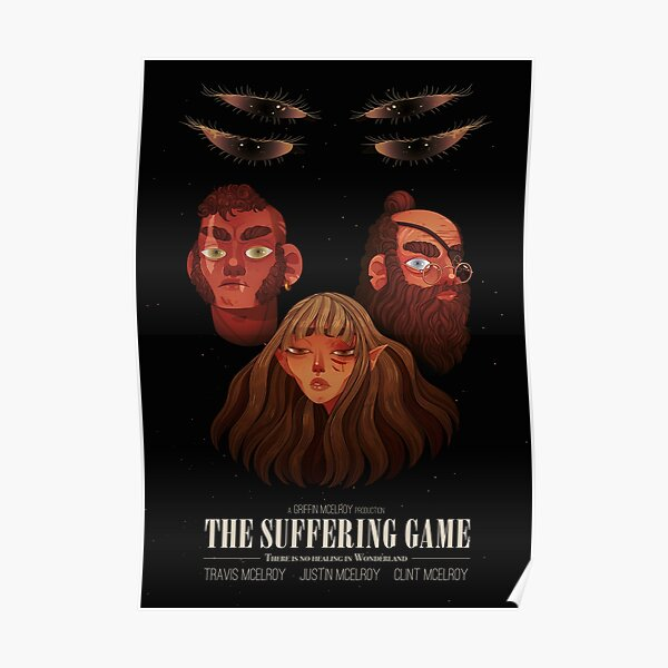 The Suffering Game Poster
