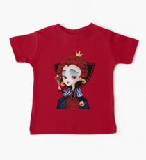 Queen of Hearts Baby Tee
