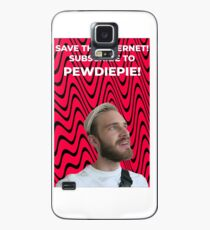 Subscribe to Pewdiepie!  Save the internet! Case/Skin for Samsung Galaxy