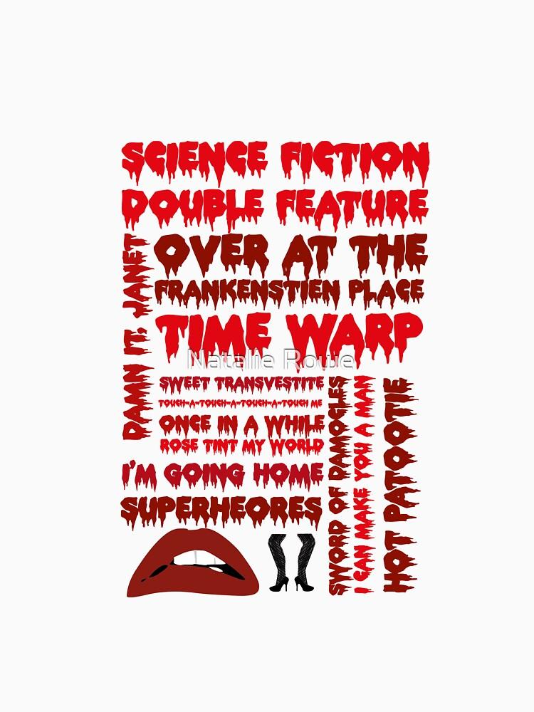 Rocky Horror Picture Show-Canciones de smurf93