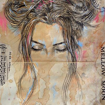 mellow moon by LouiJover