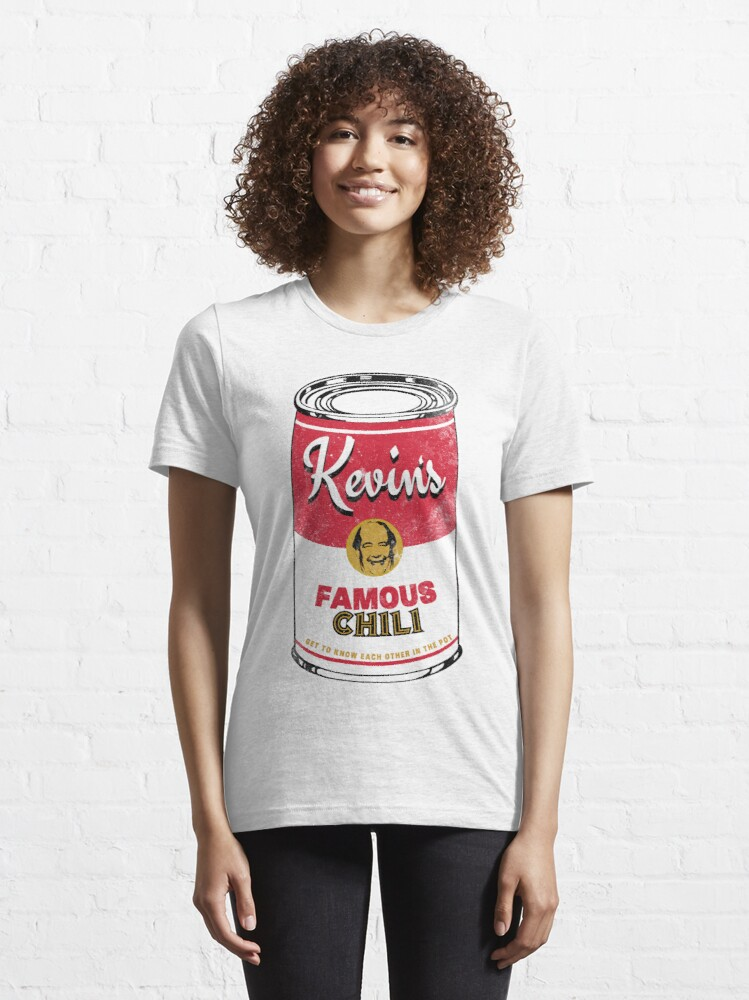Alternate view of Kevin's Famous Chili  Essential T-Shirt