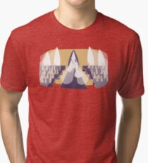 lesbian wedding Tri-blend T-Shirt
