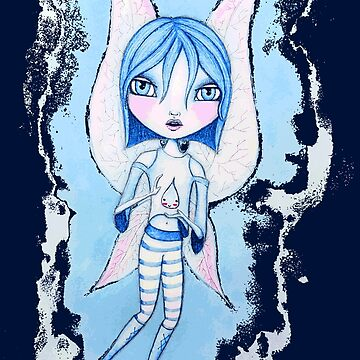 Water Fairy (Blue Version) by LittleMissTyne