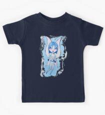 Water Fairy (Blue Version) Kids Tee