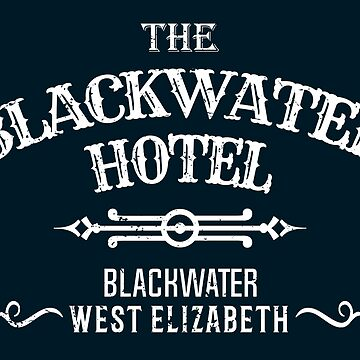 The Blackwater Hotel by MikePrittie