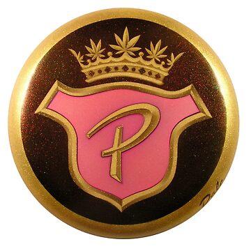 "The Royal Crown ""P"" Monogram by DaleSizer"