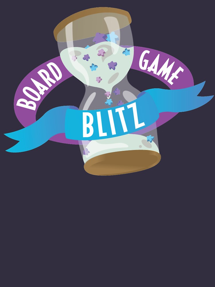 Board Game Blitz Logo by boardgameblitz