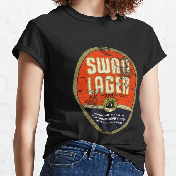 Swan Lager Classic T-Shirt