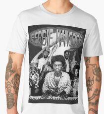 Herbie Hancock Poster Men's Premium T-Shirt