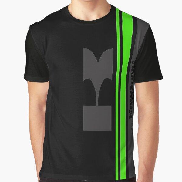 Kawasaki Duvet Graphic T-Shirt