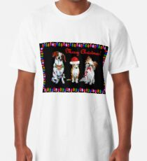 Christmas Trio Long T-Shirt