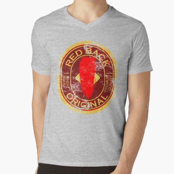 Redback Original V-Neck T-Shirt