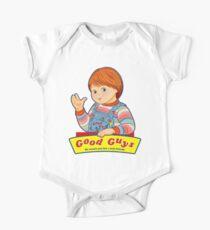 Good Guys - Child's Play - Chucky Short Sleeve Baby One-Piece