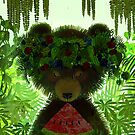 Summer Bear by jlc2903