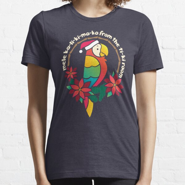 It's a Tiki Christmas Essential T-Shirt