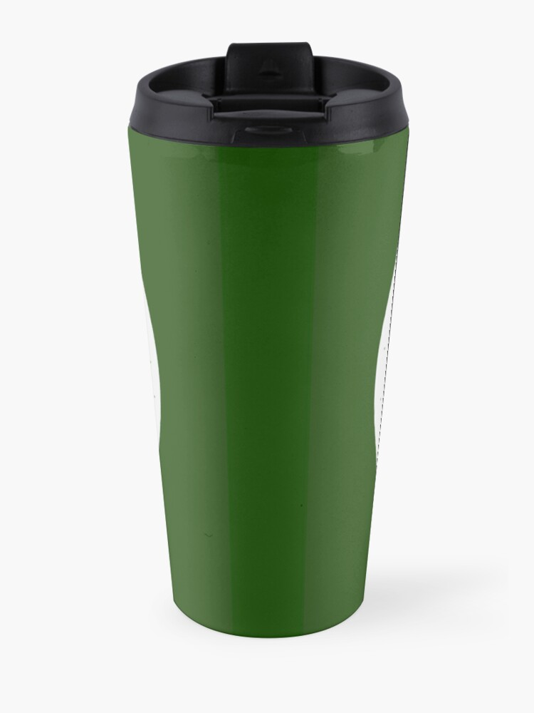 Alternate view of Krampus Travel Mug