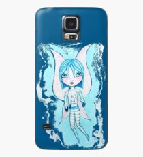 Water Fairy (Cyan Version) Case/Skin for Samsung Galaxy