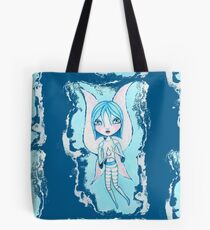 Water Fairy (Cyan Version) Tote Bag