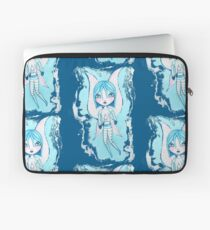Water Fairy (Cyan Version) Laptop Sleeve