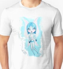 Water Fairy (Cyan Version) Unisex T-Shirt