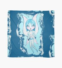 Water Fairy (Cyan Version) Scarf