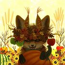 Autumn Fox by jlc2903