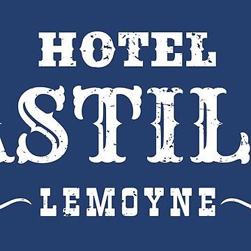 Hotel Bastille by MikePrittie
