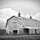 The Old Barn by Kent Burton