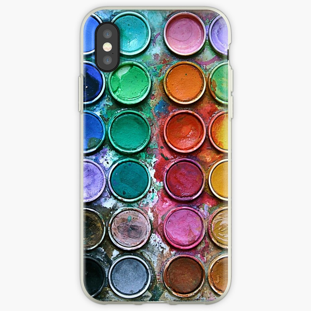 Messy Passion iPhone Cases & Covers