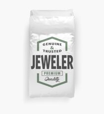 Jeweler  Duvet Cover