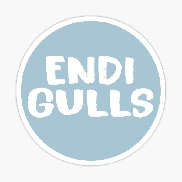 ENDI GULLS Sticker