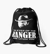 Walker Texas Ranger Merchandise (Chuck Norris) Drawstring Bag