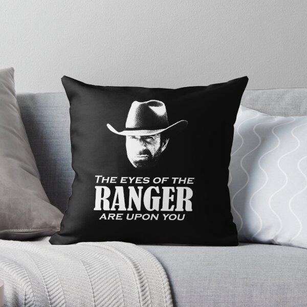 Walker Texas Ranger Merchandise (Chuck Norris) Throw Pillow