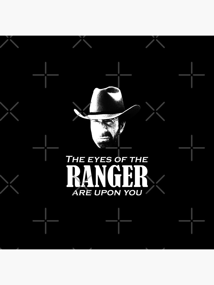 Walker Texas Ranger Merchandise (Chuck Norris) von Smart-Prints