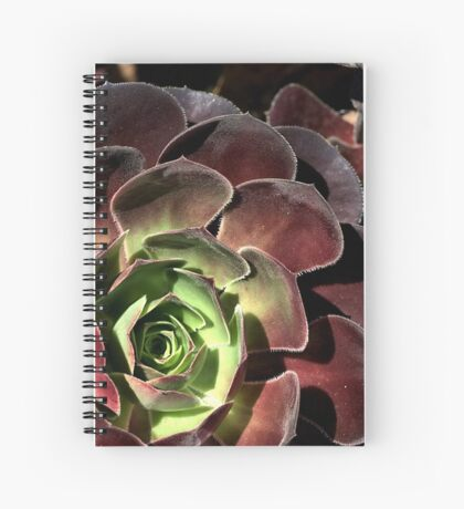 Going Cactus  Spiral Notebook