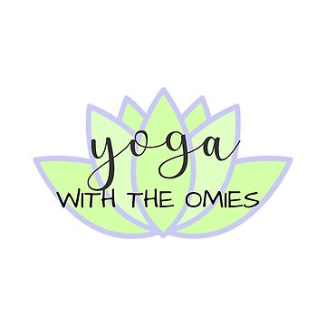 Yoga with the Omies by terrawalker