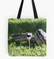 Ate the lot......tail and all Tote Bag