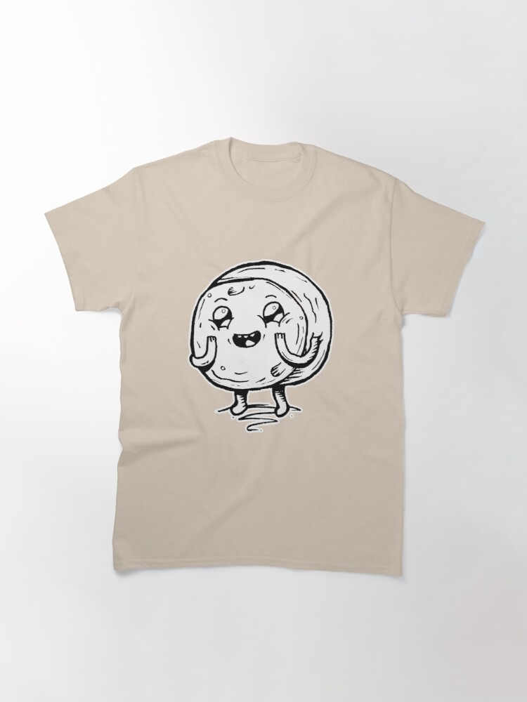 Alternate view of Cute Bun Bun the Candy Person from Adventure Time™ Classic T-Shirt