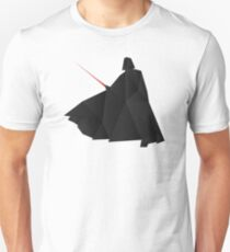 Star Wars:Darth Vader Origami   Unisex T-Shirt