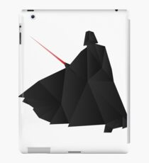 Star Wars:Darth Vader Origami   iPad Case/Skin