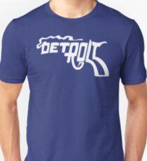 Detroit Smoking Gun Unisex T-Shirt
