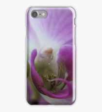 Come into my Purple World - JUSTART © iPhone Case/Skin