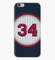 34 - Puck iPhone Case