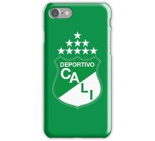 Cali Campeon liga aguila 2015 iPhone Case/Skin