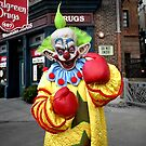 Shorty the Klown by APOFphotography