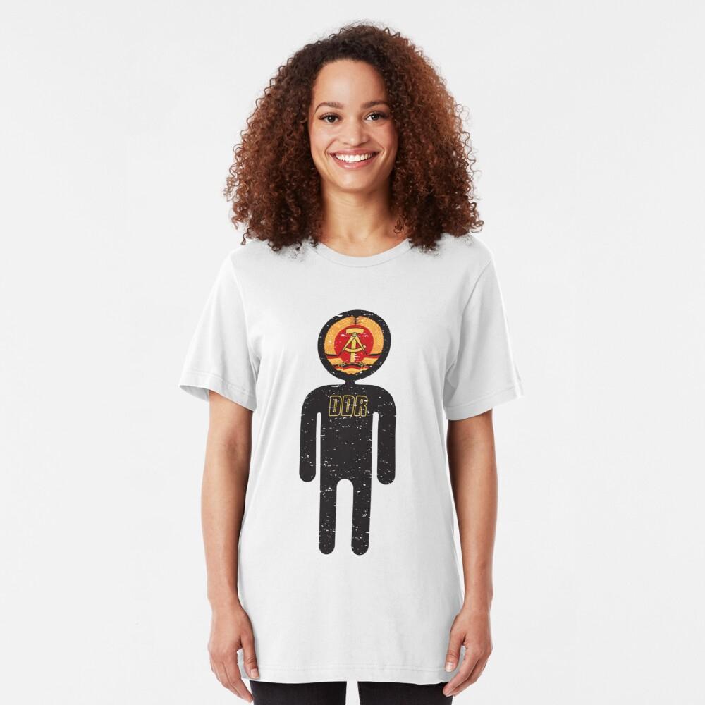 eastern germany  citizen avatar Slim Fit T-Shirt
