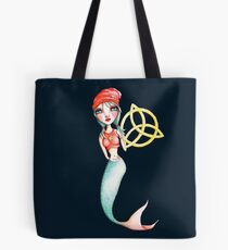 Meara the Irish Mermaid Tote Bag