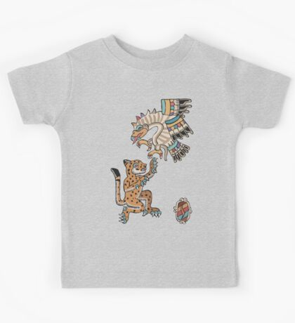 Ocelot and Eagle Kids Clothes
